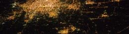 Pechino di notte
