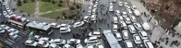 Il traffico è uno dei maggiori problemi delle nostre città